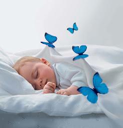 Bimbo che dorme