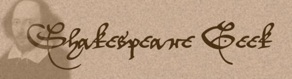 Shakespeare Geek
