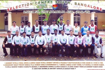 My experience at SSB banglore