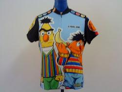 jersi rempit basikal kartun mood (sold)