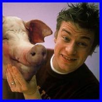 Jamie Oliver Born 1975
