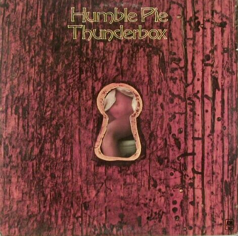 Humble Pie - Thunderbox album cover