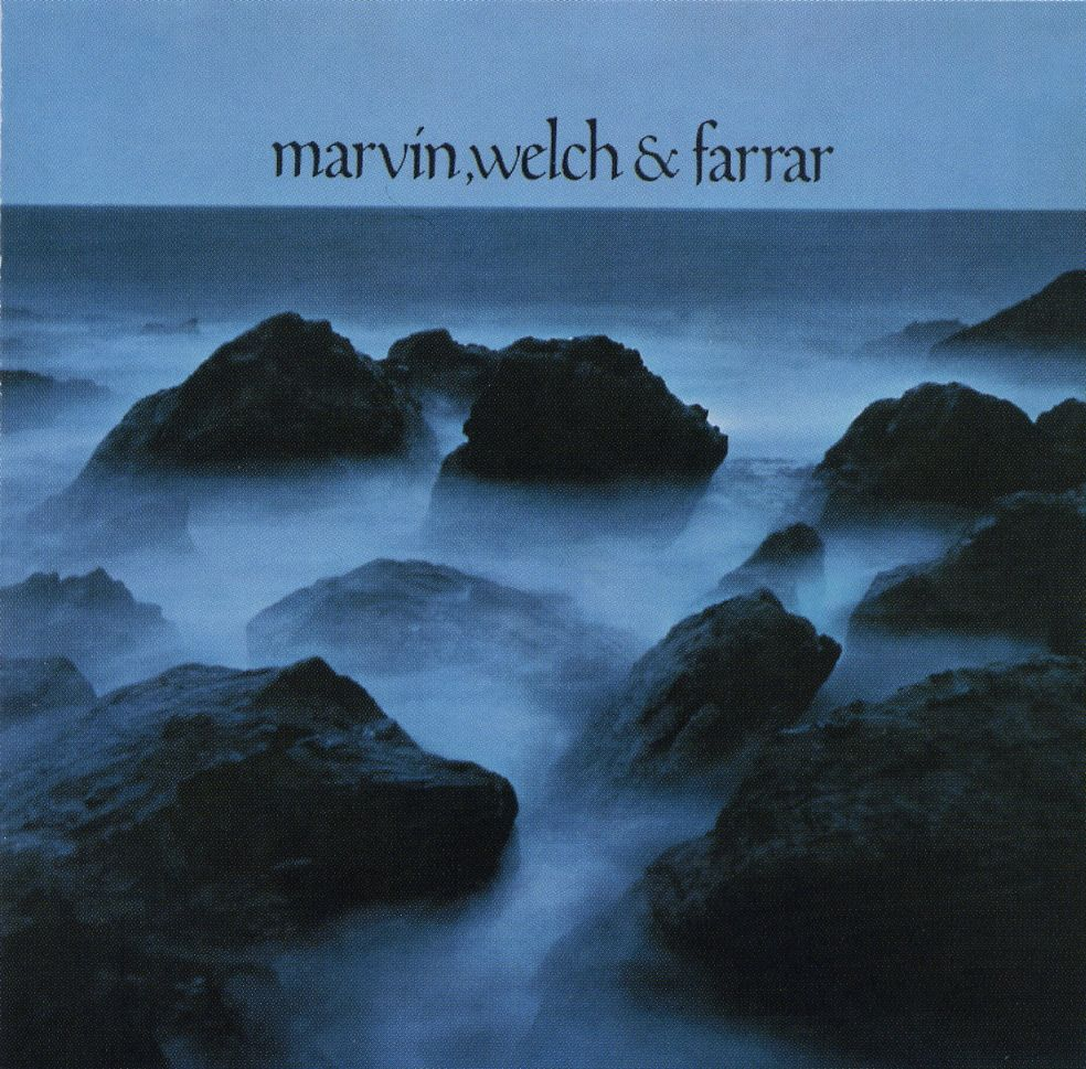 Marvin, Welch and Farrar - Marvin, Welch and Farrar album cover