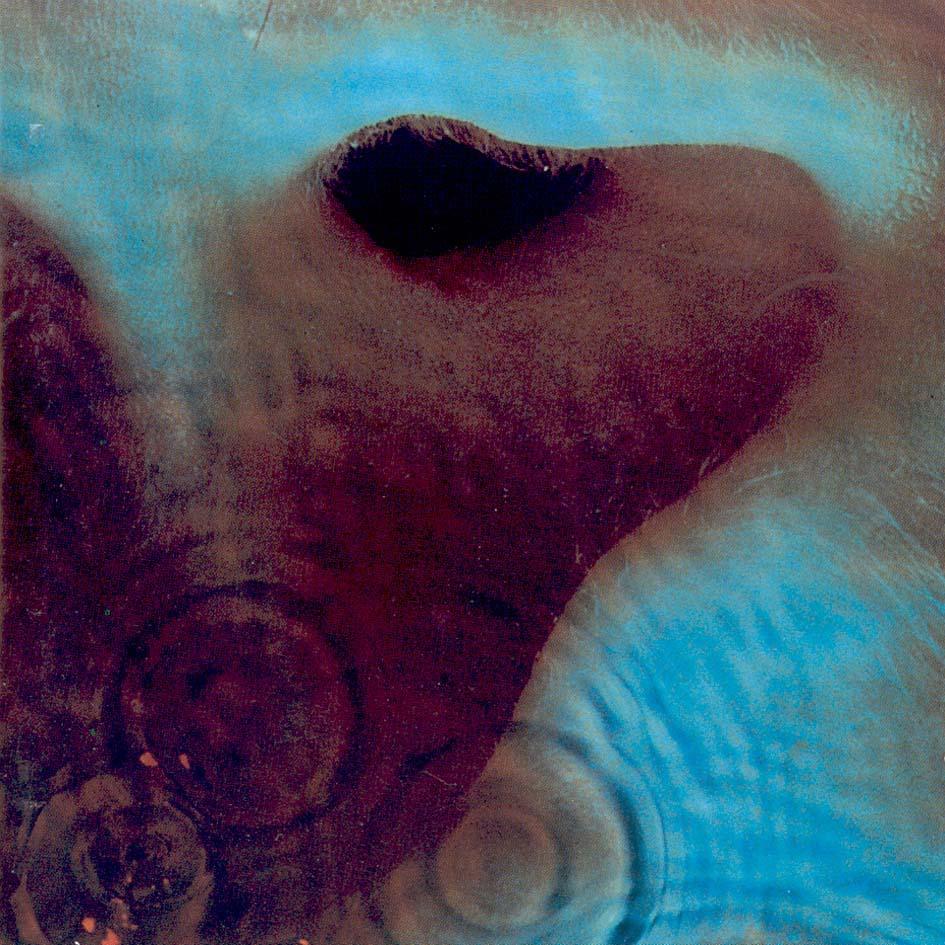Pink Floyd - Meddle album cover