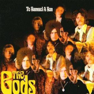 The Gods - To Samuel a Son album cover