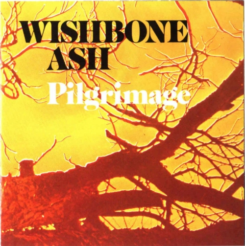 Wishbone Ash - Pilgrimage album cover