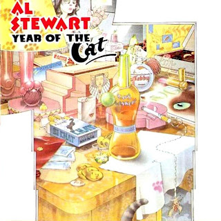 Al Stewart - Year of the Cat album cover