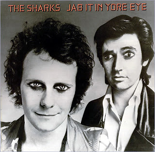 Sharks - Jab It in Yore Eye album cover