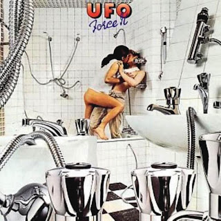 UFO - Force It album cover