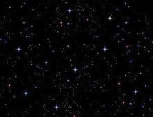 Sonho que um dia uma destas estrelas será minha!