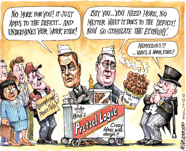 republican pretzel logic