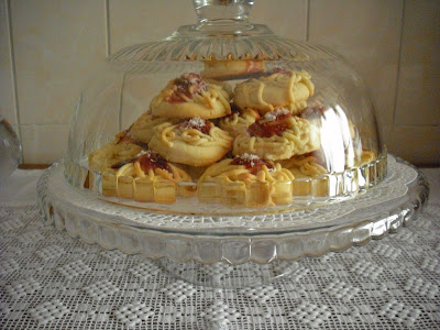 Sphagetti kurabiye tarifi