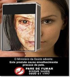 ALERTA AOS FUMANTES