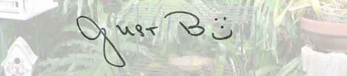 Just B : )