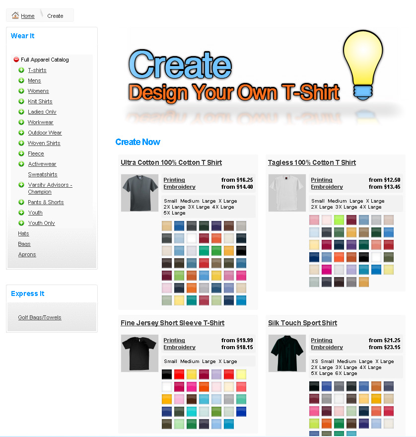 RockSports T-Shirts: Design Your Own T-Shirt Online