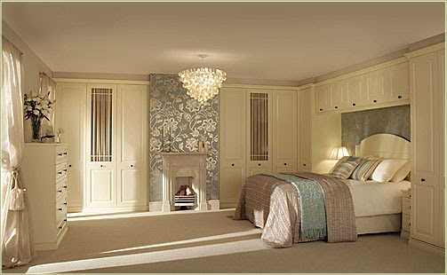 All things nice beautiful bedrooms - Beautiful bedroom built in cupboards ...
