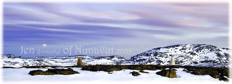 Jen of Nunavut