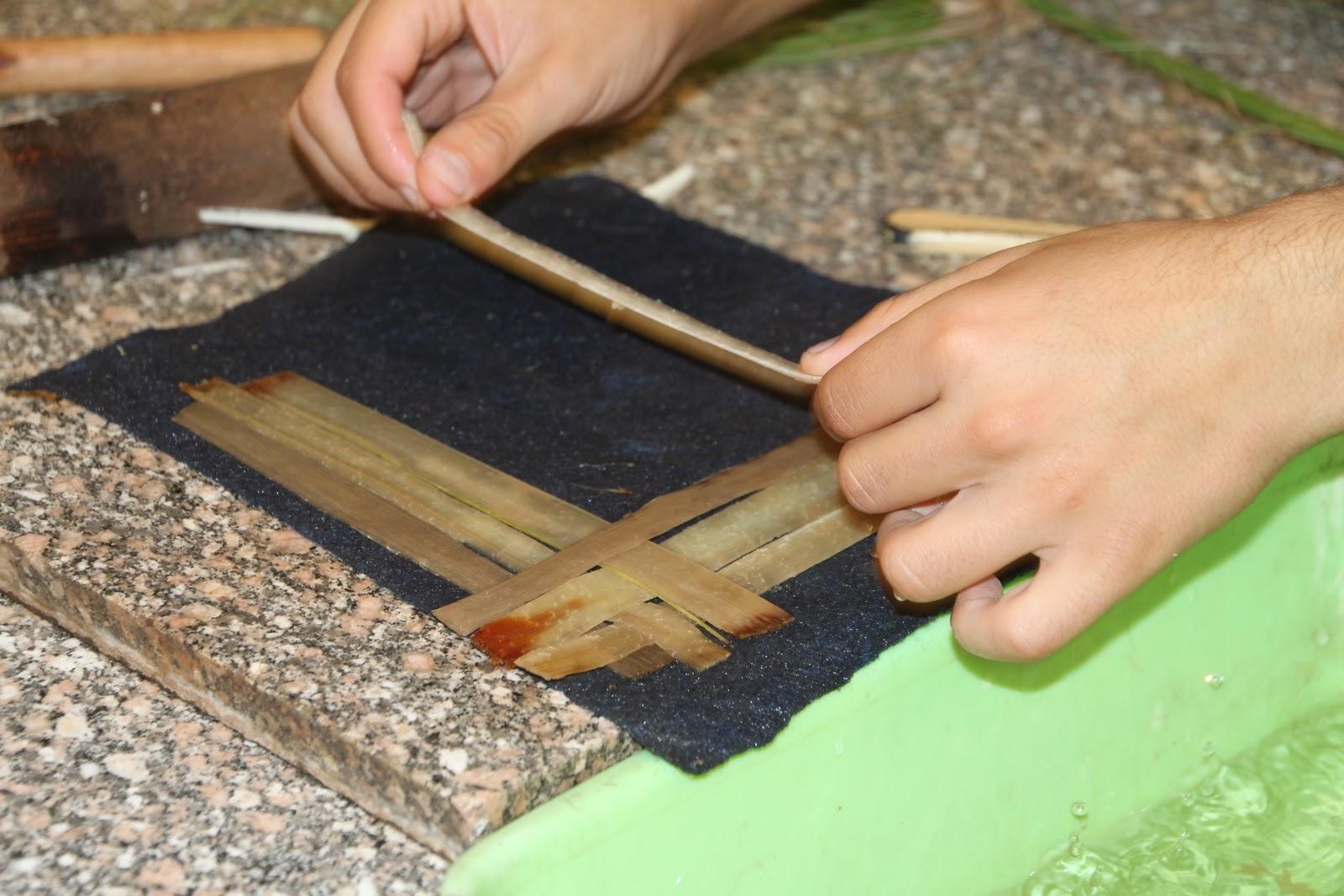 Как сделать рисовую бумагу в домашних