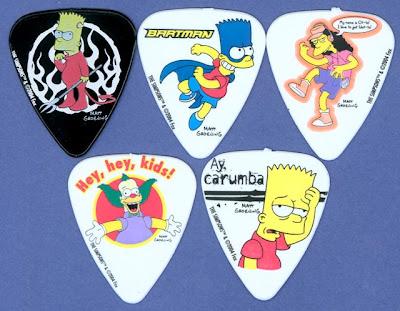 Медиаторы Simpsons