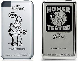 Гомер iPod