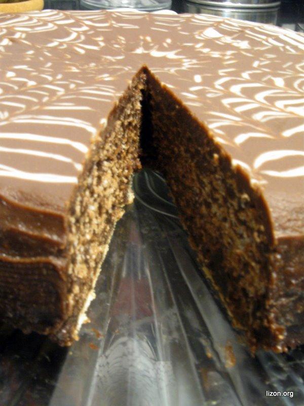Торт мишка на севере из вафельних листов фото