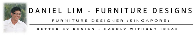 Daniel Lim - Furniture Design