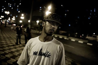 Rashid lança som novo no myspace