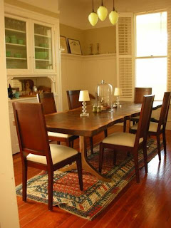 Decorate Dinning Space With Elegant Furniture-023