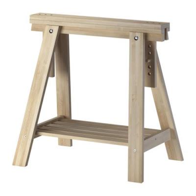 Cohabit8ing How To Make A Trestle Desk