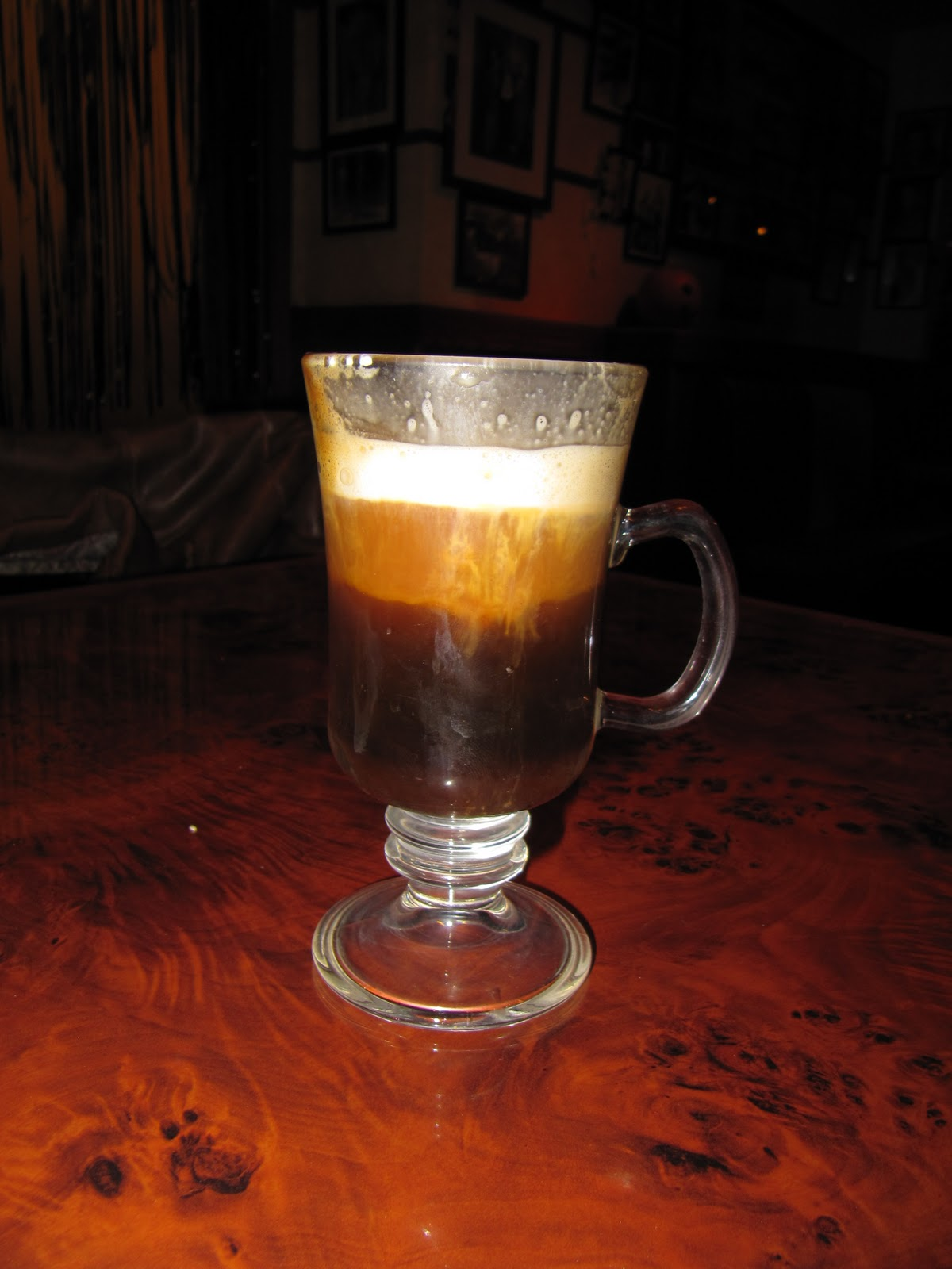 Амаретто и кофе рецепт