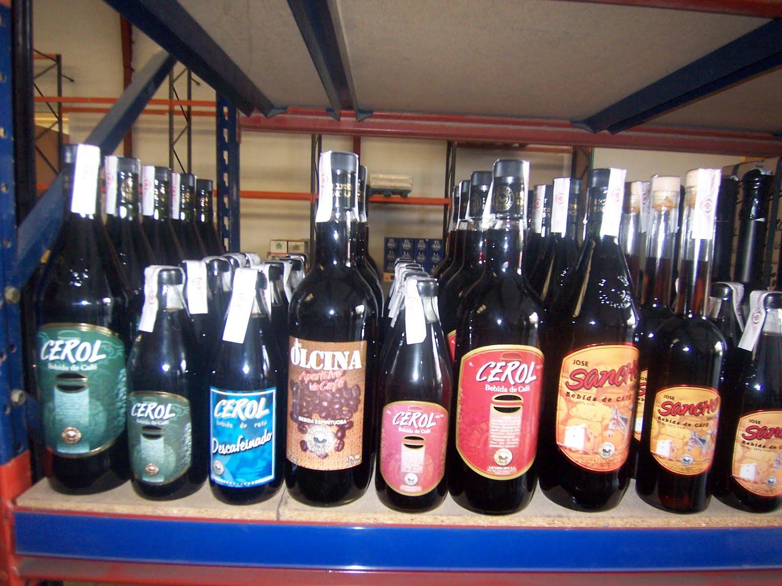 Licor De Cafe Y Coca Cola Alcoy