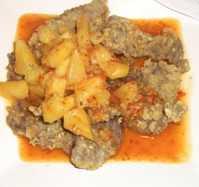 Resep masakan Indonesia daging nanas