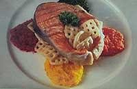 resep sedap sehat salmon panggang grilled