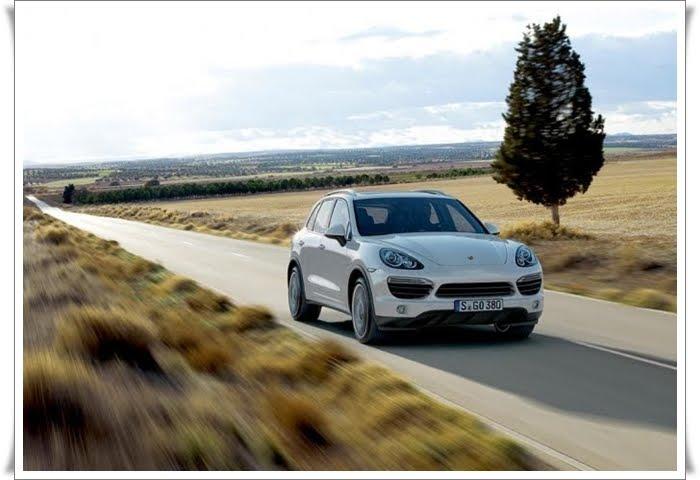 Porsche Cayenne 2011 Interior Pictures. Porsche Cayenne 2011 Interior