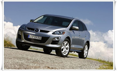 2010 mazda cx7 diesel car wallpaper