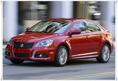 2011 suzuki kizashi sport car photo