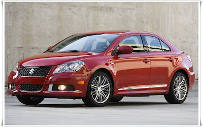 2011 suzuki kizashi sport first look