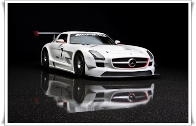 2010 mercedes benz sls amg gt3 super car