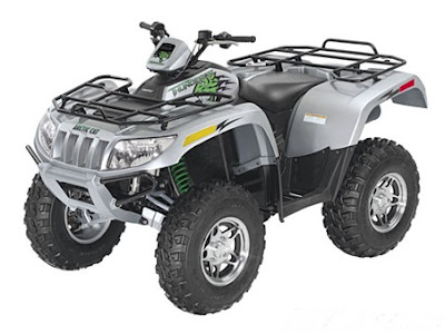 Arctic  Thundercat  on Arctic Cat Thundercat 4x4 Automatic Atv 2008