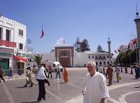 Royal Palace at Tetouan Morocco/القصر الملكي تطوان المغرب