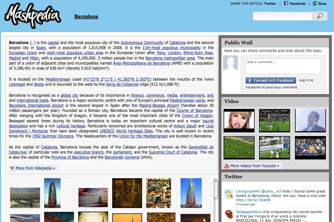 Encyclopedia Page