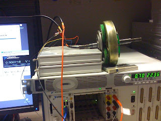 bmc 50a controller & 1000w v3 motor page 2 endless sphere electric motor wiring diagram after 20 minutes, nothing had warmed up, so i moved the thermocouple in between two coils (one of them being energized) and kicked it up a notch at 30, 40,