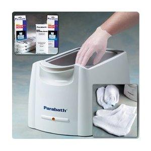homedics wax hand spa instructions