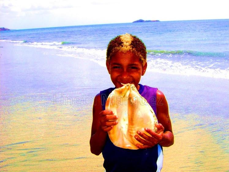 Niño Pescador de Farallón