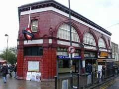 Tufnell Park Station