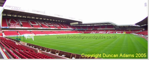 City Ground Nottingham