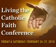 Living the Catholic Faith Conference