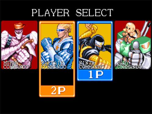 Les jeux poncés par Tongpall Captain-commando-1