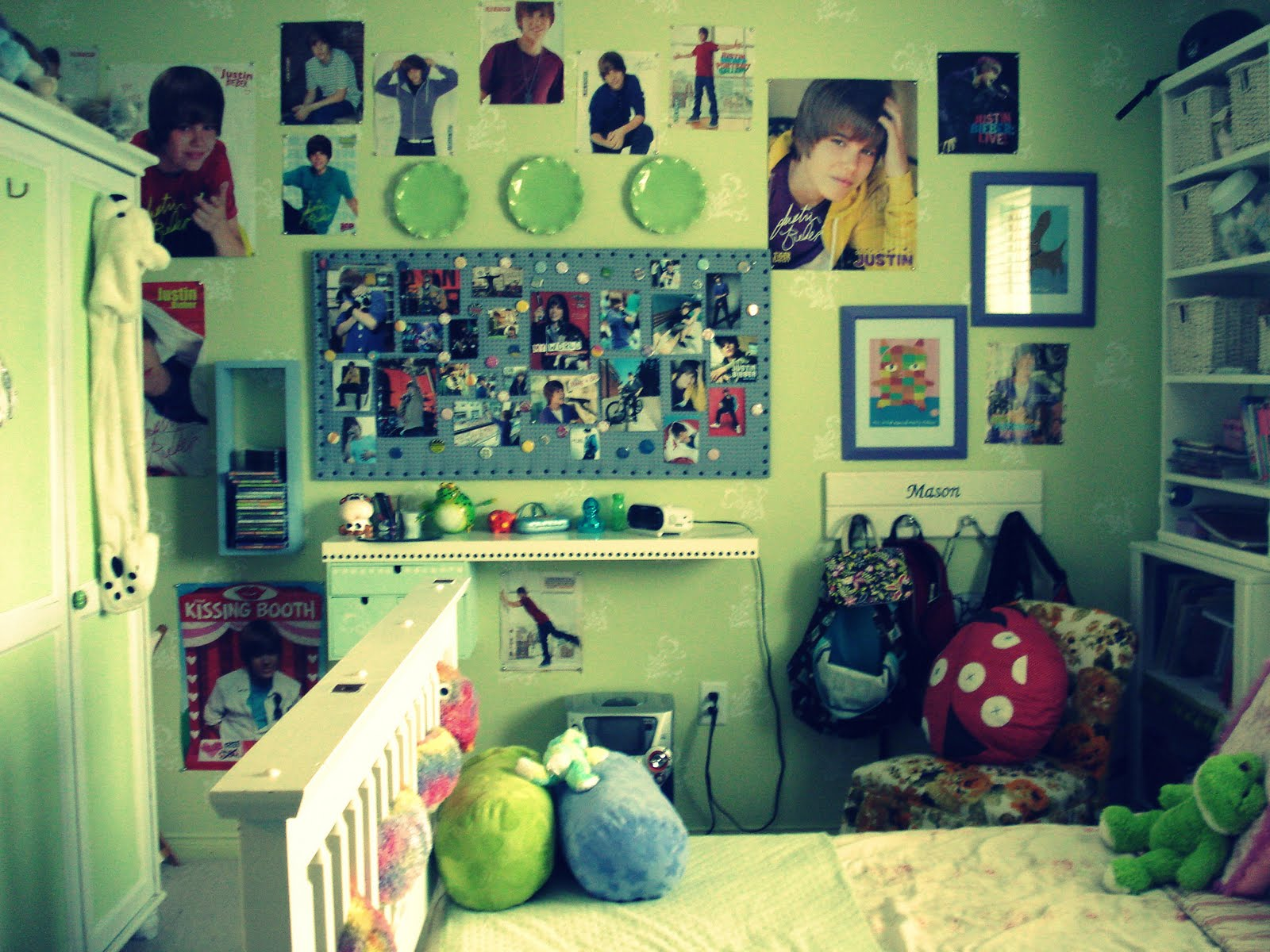 gallery for justin bieber room decorating ideas