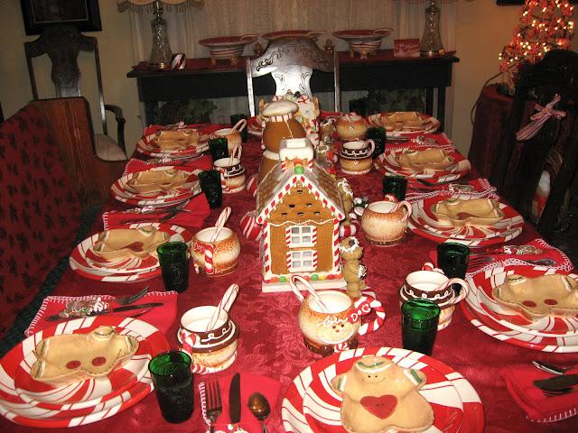 Kitchen Tea Party Set Up